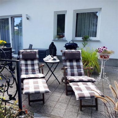 Haus Anna Wohnung 1 Terrasse