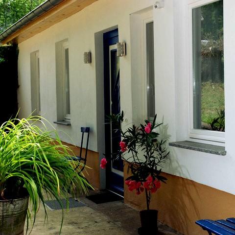 Haus Insellicht Eingang