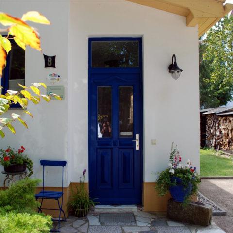Haus Johanna Eingang