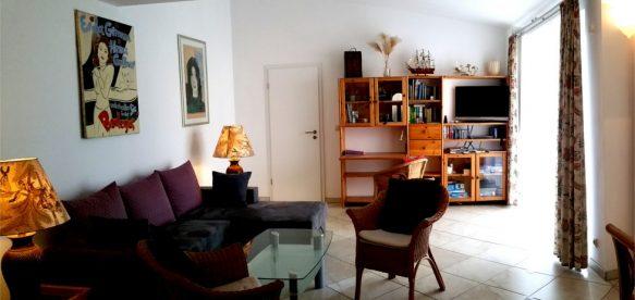 Haus Anna Wohnung 2 Wohnkueche